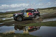 Dakar Rallye - Al-Attiyah verteidigt Gesamtführung vor Ruhetag