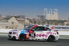 Sportwagen - Dubai: Racingdivas siegen im BMW M235i Cup