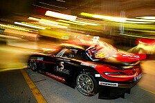 Sportwagen - race&event: Früher Ausfall in der Wüste