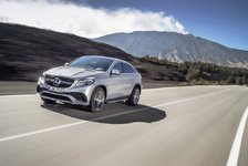 Auto - Driving Performance neu interpretiert : Das neue Mercedes-AMG GLE 63 Coup� 4MATIC