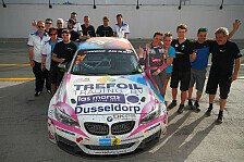 NLS - Dubai: Bonk motorsport feiert ersten Saisonsieg
