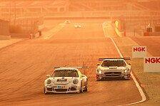 Mehr Sportwagen - MRS-Team mit gemischten Gefühlen nach Dubai-Rennen