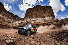 Dakar Rallye - Nächster Doppelsieg! MINI demütigt Konkurrenz
