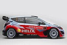 WRC - Sordo: Podium in Monte Carlo möglich