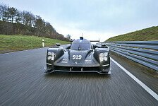 WEC - Hitzinger best�tigt: Alles neu: Porsche 919 eine revolution�re Evolution