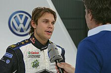 WRC - Video: Mikkelsen: Interview am Steuer
