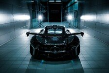 Mehr Sportwagen - McLaren zeigt den neuen P1 GTR