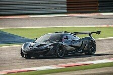 Mehr Sportwagen - Video: Das Monster erwacht: McLarens P1 GTR