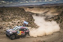 Dakar - Video: Rallye Dakar - Best of Autos