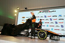 Formel 1 - Video: Pr�sentation Force India VJM08
