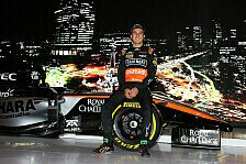 Formel 1 - Video: Force India Launch: Making of