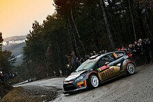 WRC - Video: Kubicas Monte: Speed, Risiko und Crashs