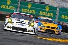 USCC - Video: Porsche-Teamkollision in Daytona
