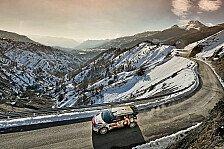 WRC - Video: WRC Rallye Monte-Carlo: Fünf denkwürdige Ereignisse