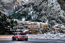 WRC - Monte: Bewährungsprobe für den neuen Hyundai