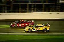 USCC - Pierre Kaffer in Daytona vorzeitig ausgeschieden