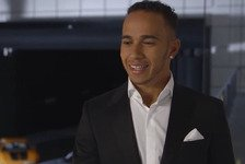 Formel 1 - Video: Lewis Hamilton Q&A - Champions of Fashion