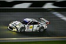 USCC - Höhen und Tiefen für Porsche in Daytona
