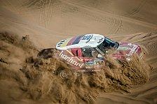 Dakar Rallye - Schott/Schmidt: Mit Speed und Präsident zum Rekord