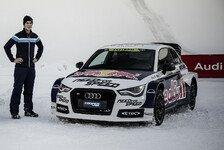 Rallye - Rallycross: Ekström verpflichtet Marklund Junior