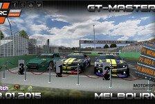 eSports - SRC GT Masters: Turbulentes Rennen in Australien