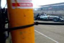 Formel 1 - Video: Mercedes F1 W06 - Hinter den Kulissen