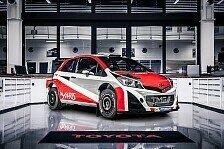 WRC - Mäkinen Teamchef beim Toyota-Comeback