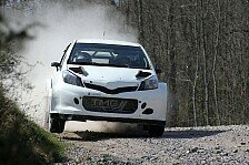 WRC - Video: Onboard im Toyota Yaris WRC