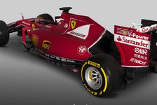 Formel 1 - Video: Ferrari SF15-T Pr�sentation