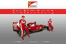 Formel 1 - Video: Interview - Ferrari-Launch - Kimi R�ikk�nen