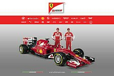 Formel 1 - Video: Interview - Ferrari-Launch - Sebastian Vettel