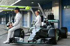 Formel 1 - Video: Interviews - Lewis Hamilton & Nico Rosberg