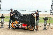 MotoGP - Neue Honda auf Bali enthüllt