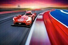 WEC - Video: Onboard: Nissan GT-R LM Nismo