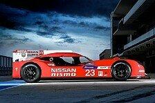 WEC - Nissan GT-R LM Nismo