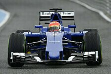 Formel 1 - Starkes Deb�t: Nasr m�chte Sauber mit Williams-Know-How helfen