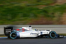 Formel 1 - Wolff darf ran: Williams' Test-Line-Up steht