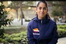 Moto3 - Maria Herrera: Überglücklich in der Moto3