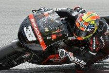 MotoGP - Aprilia in Sepang unverändert schwach