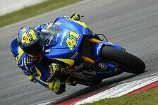 MotoGP - Video: Suzuki-Review: Die �berraschung von Sepang I