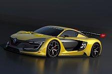 Mehr Sportwagen - Zele-Racing startet in Renault RS 01 Trophy