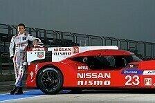 WEC - Nissan: Krumm ergattert LMP1-Fahrerplatz