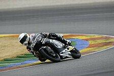 Moto3 - Testfahrten Valencia