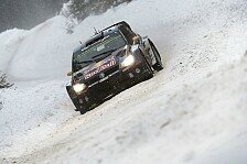 WRC - Video: Mikkelsen in der Schneewand