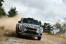 Rallye - Fabia R 5: Skoda zufrieden mit Tests