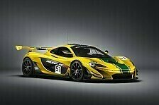 Auto - McLaren P1 und F1 GTR