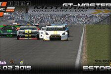 Games - SRC GT-Masters Estoril: Vollgas, die Achte!