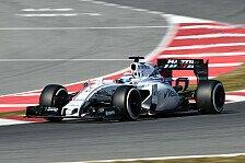 Formel 1 - Susie Wolff hofft noch auf Renndebüt