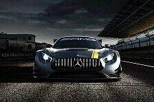 Mehr Sportwagen - Vorfreude auf den Mercedes-AMG GT3