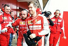 Formel 1 - Video: Vettel: �ber Maranello nach Barcelona